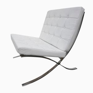 Barcelona Chair by Ludwig Mies van der Rohe for Fasem, 1989