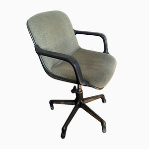 Chaise de Bureau Vintage par Charles Pollock pour Comforto, 1980s