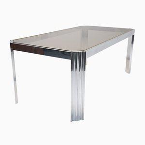 Table Basse En Bois Laqu Par Willy Rizzo En Vente Sur Pamono