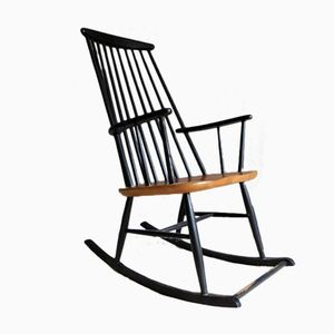 chaise bascule duo balans vintage par peter opsvik pour stokke en vente sur pamono. Black Bedroom Furniture Sets. Home Design Ideas