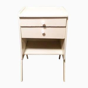 French Vintage White Dresser
