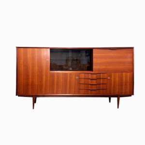Scandinavian Sideboard with Display Cabinet from AARNØ