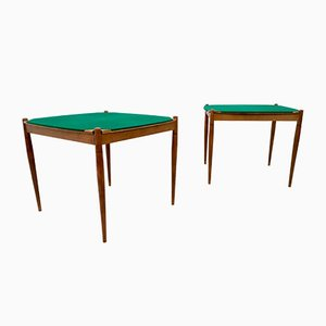 Italian Game Tables by Gio Ponti for Fratelli Reguitti, 1958, Set of 2