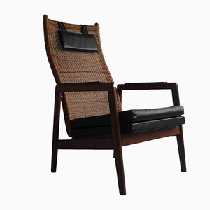 Mid-Century Lounge Chair by P.J. Muntendam for Jonkers, 1950s