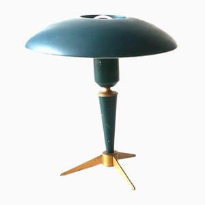 Mid-Century Tripod Lamp by Louis Kalff for Philips
