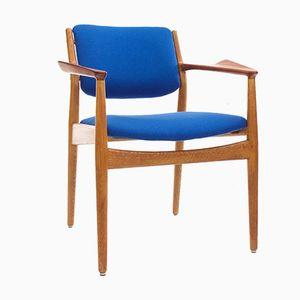 Vintage Armlehnstuhl von Arne Vodder für Sibast