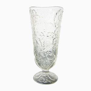 Vintage Strawberry Vase by Eryka Trzewik-Drost for Huta Szkła Gospodarczego Ząbkowice