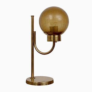 Model B-090 Brass Table Lamp from Bergboms, 1960s