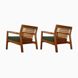 Armchairs by Carl Gustav Hiort af Ornäs, 1950s, Set of 2