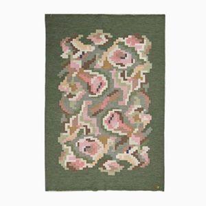 Mid-Century Rölakan Carpet by Erik Lundberg for Vävaregården