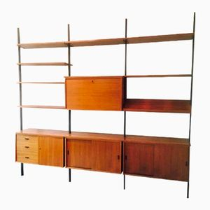 Vintage Wall Unit by Olof Pira for String