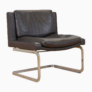 Vintage DS 201/1 Freischwinger Sessel von de Sede