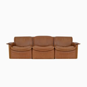 Vintage DS12 Sofa Set von de Sede, 3er Set
