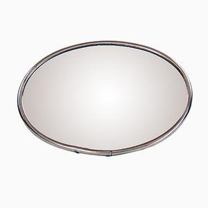 Vintage Barber's Mirror