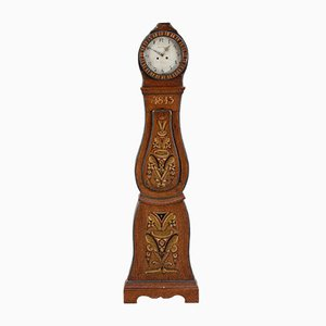 Antique Swedish Mora Clock, 1843