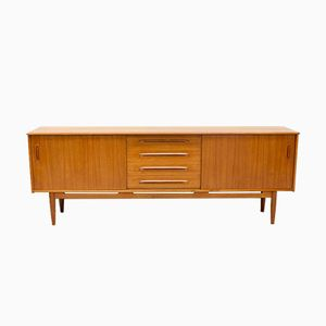 Cortina Teak Sideboard by Nils Jonsson for Troeds, 1960s