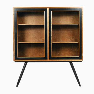 Finnish Display Case from Asko, 1970s