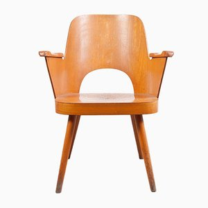 Mid-Century Chair by Oswald Haerdtl for TON