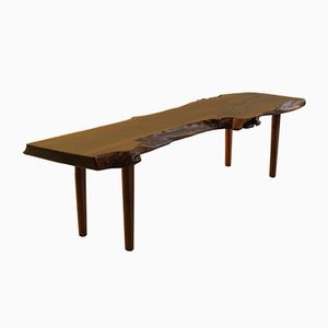 Mid-Century Yew Coffee Table from Reynolds of Ludlow
