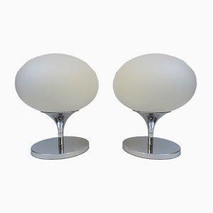 Table Lamps from Kaiser-Leuchten, 1970s, Set of 2
