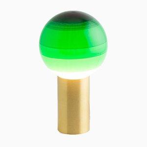 Lampada Dipping Light verde di Jordi Canudas, 2017