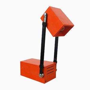 Verstellbare LamPetit Schreibtischlampe von Verner Panton für Louis Poulsen, 1960er