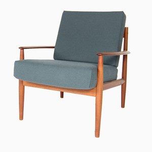 Modell 118 Stuhl von Grete Jalk für France & Son, 1960er