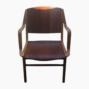Vintage AX Chair by Peter Hvidt & Orla Mølgaard-Nielsen for Fritz Hansen