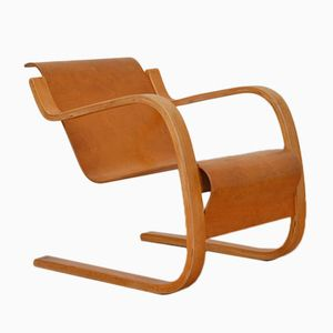 Vintage Model 31 Armchair by Alvar Aalto for Finmar
