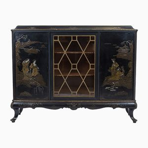 Antique Chinoiserie Cabinet from Maison Jansen
