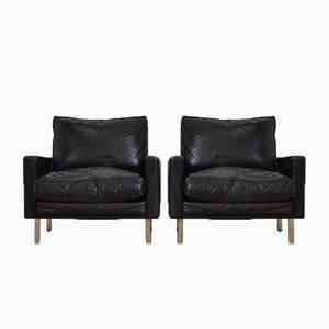 Mid-Century Loose Cushion Sessel von George Nelson für Herman Miller, 2er Set