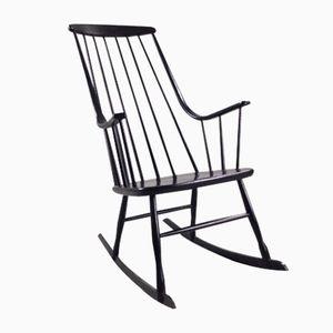 Rocking Chair Modèle Grandessa par Lena Larsson pour Nesto, 1961
