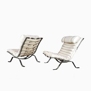 Swedish Ari Lounge Chairs from Arne Norell, 1970s, Set of 2