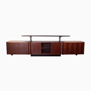 Enfilade by Osvaldo Borsani for Tecno, 1960s