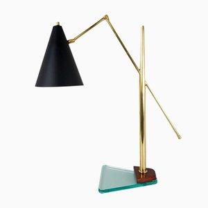Vintage Architectural Italian Desk Lamp