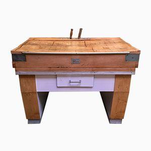 Metzgerei Tisch von Nagot & Busignes, 1960er
