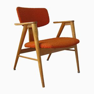 Dutch FB14 Chair by Cees Braakman for Pastoe, 1950s