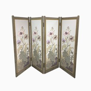 Antique Folding Screen, 19th Century