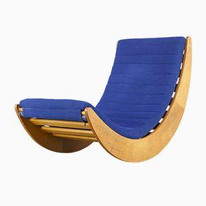 Chaise à Bascule de Verner Panton pour Rosenthal, 1970s