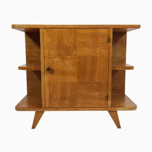 Mid-Century French Bedside Table