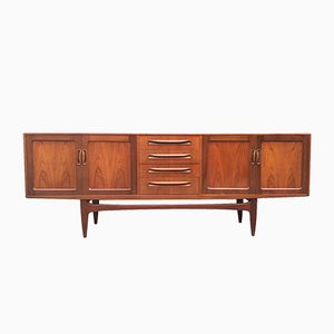 Mid-Century Fresco Sideboard by Ib Kofod Larsen for G-Plan, 1965