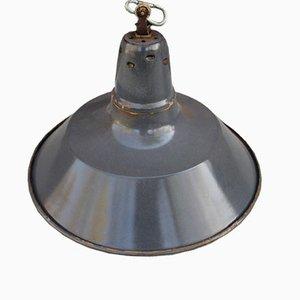 Lampe à Suspension Industrielle Vintage, France