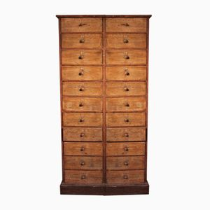 Antique Bank of Drawers