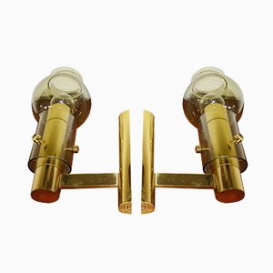 Wall Lamps from Hans-Agne Jakobsson, 1950s, Set of 2