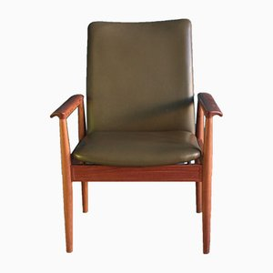 Vintage Diplomat Chair by Finn Juhl for Cado, 1961