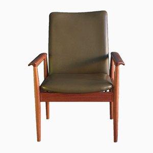 Vintage Diplomat Chair by Finn Juhl for Cado, 1961
