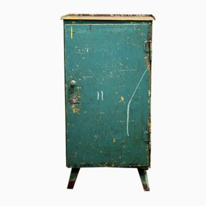 Vintage Industrie Werkzeugschrank, 1950er