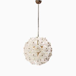 Mid-Century Italian Sputnik Ceiling Lamp, 1960s