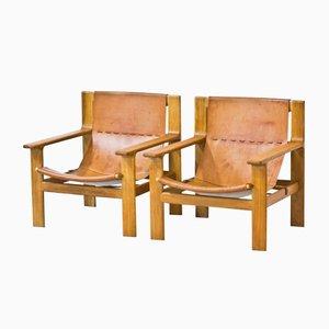 Lehnstühle von Bertil Fridhagen für Bodafors, 1960, 2er Set