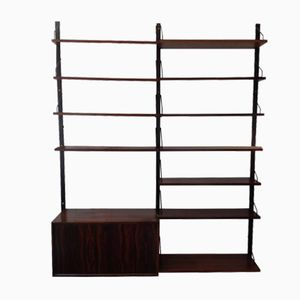 Rosewood Royal System Wall Unit by Poul Cadovius for Cado, 1960s